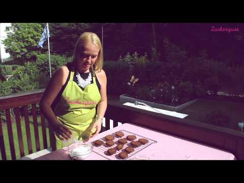 Zuckerguss präsentiert Butterbrote mit Schnittlauch